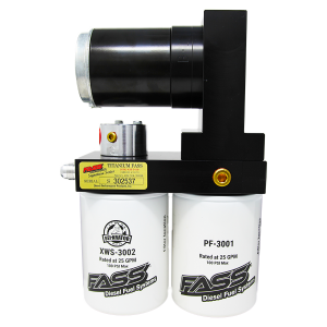 Fuel System & Components - Fuel System Parts - FASS Fuel Systems - FASS 165GPH Titanium Signature Series Lift Pump 2011-2014 Duramax