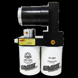 FASS Fuel Systems - FASS 220GPH Titanium Signature Series Lift Pump 2017-2019 Duramax