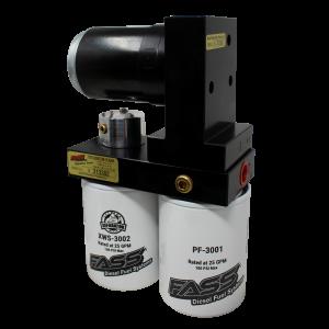 Fuel System & Components - Fuel System Parts - FASS Fuel Systems - FASS 100GPH Titanium Signature Series Lift Pump 1989-1993 5.9L Cummins