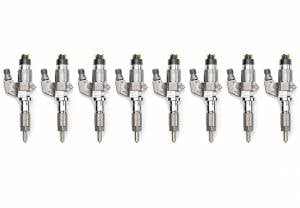Dan's Diesel Performance, INC. - DDP New LB7 45% Over SAC Fuel Injector Set
