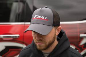 Dan's Diesel Performance, INC. - DDP Black & Gray Trucker Hat