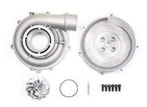 Turbo Chargers & Components - Turbo Chargers - Dan's Diesel Performance, INC. - LLY-LBZ 66mm Billet Turbo Wheel and Cover Kit