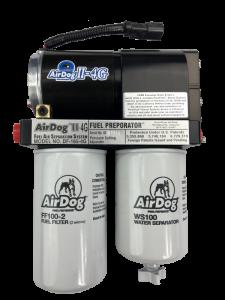 Fuel System & Components - Fuel System Parts - PureFlow AirDog - AirDog II-4G,  DF-100-4G 1989-1993 Dodge Cummins