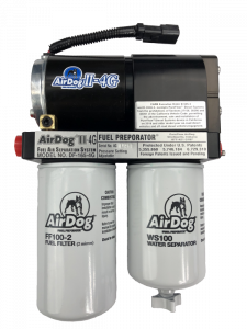 Fuel System & Components - Fuel System Parts - PureFlow AirDog - AirDog II-4G,  DF-100-4G 1998.5 - 2004 Dodge Cummins WITH In-Tank Fuel Pump