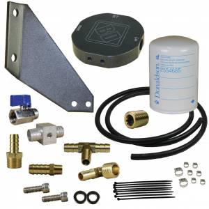 2003-2007 Ford 6.0L Powerstroke - Cooling System - BD Diesel - BD Diesel BD 6.0L Powerdstroke Coolant Filter Kit Ford 2003-2007 1032121