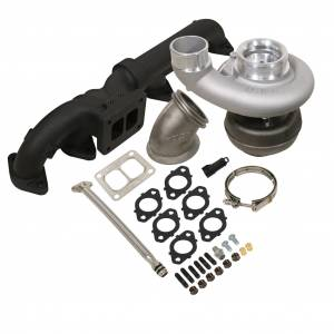 Turbo Chargers & Components - Turbo Charger Kits - BD Diesel - BD Diesel BD Iron Horn 5.9L Cummins Turbo Kit S361SXE/76 0.91AR Dodge 2003-2007 1045170