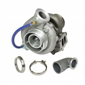 Turbo Chargers & Components - Turbo Charger Kits - BD Diesel - BD Diesel Super B Single SX S358 Turbo Kit w/FMW Billet Wheel - Dodge 2003-2004 5.9L 1045230