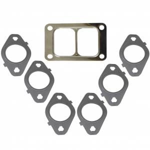 Exhaust - Exhaust Parts - BD Diesel - BD Diesel Gasket Set, Exhaust Manifold T6 Mount - Dodge 1998.5-2018 5.9L/6.7L 1045986-T6