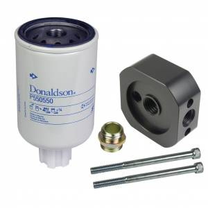 Fuel System & Components - Fuel System Parts - BD Diesel - BD Diesel Flow-MaX Add-On Pre Water Separator Filter Kit 1050340-WSP