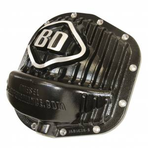 BD Diesel Differential Cover, Rear - Sterling 12-10.25/10.5 - Ford 1989-2019 Single Wheel 1061830