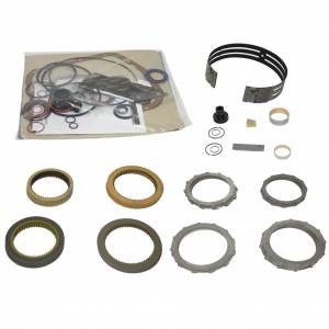 Transmission - Automatic Transmission Parts - BD Diesel - BD Diesel BD Build-It Dodge 47RE/RH Trans Kit 1994-2002 Stage 1 Stock HP Kit 1062001