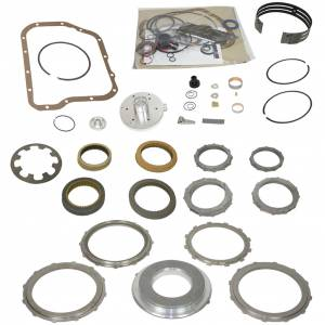 Transmission - Automatic Transmission Parts - BD Diesel - BD Diesel BD Build-It Dodge 47RE/RH Trans Kit 1994-2002 Stage 4 Master Rebuild Kit 1062004
