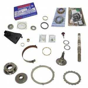 Transmission - Automatic Transmission Parts - BD Diesel - BD Diesel BD Build-It Ford E4OD Trans Kit 1990-1994 Stage 4 Master Rebuild Kit 2wd 1062104-2