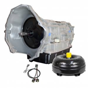 Transmission - Automatic Transmission Assembly - BD Diesel - BD Diesel BD Dodge 68RFE Transmission & ProForce Converter Package Dodge 2007.5-2018 4wd 1064264SS