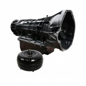 Transmission - Automatic Transmission Assembly - BD Diesel - BD Diesel BD Ford 5R110 Transmission & Converter Package - 2003-2004 2wd 1064462SM