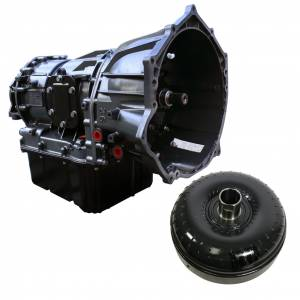 Transmission - Automatic Transmission Assembly - BD Diesel - BD Diesel BD Duramax Allison Transmission & Converter Package - Chevy 2001-2004 LB7 4wd 1064704SS