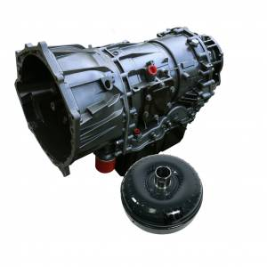 Transmission - Automatic Transmission Assembly - BD Diesel - BD Diesel BD Duramax Allison Transmission & Converter Package - Chevy 2006-2007 LBZ 4wd 1064734BM