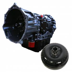Transmission - Automatic Transmission Assembly - BD Diesel - BD Diesel BD Duramax Allison Transmission & Converter Package - Chevy 2006-2007 LBZ 4wd 1064734SS