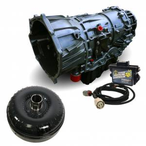 Transmission - Automatic Transmission Assembly - BD Diesel - BD Diesel BD Duramax Transmission & Converter Package c/w Controller Chevy 2011-16 LML 4wd 1064754SM