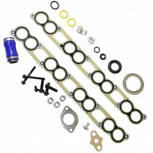 Exhaust - EGR Parts - BD Diesel - BD Diesel GASKET KIT, EGR COOLER - Ford 2004-2007 6.0L w/Square Tube 1900204