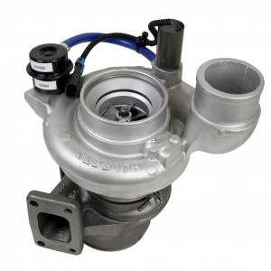 Turbo Chargers & Components - Turbo Charger Accessories - BD Diesel - BD Diesel Exchange Turbo - Dodge 1999-2002 5.9L HX35 w/Manual Trans 3592766-B
