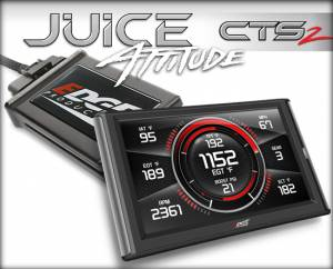 2004.5-2005 GM 6.6L LLY Duramax - Programmers & Tuners - Edge Products - Edge Products Juice w/Attitude CTS2 Programmer 21500