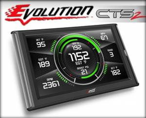 2004.5-2005 GM 6.6L LLY Duramax - Programmers & Tuners - Edge Products - Edge Products CTS2 Diesel Evolution Programmer 85400