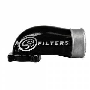 Air Intakes & Accessories - Air Intakes - S&B Filters - S&B Filters Intake Elbow (Black) 76-1003B