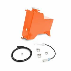 2011-2016 GM 6.6L LML Duramax - Cooling System - HSP Diesel - 2015-2016 Chevrolet / GMC Factory Replacement Coolant Tank Orange HSP Diesel