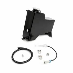 2011-2016 GM 6.6L LML Duramax - Cooling System - HSP Diesel - 2015-2016 Chevrolet / GMC Factory Replacement Coolant Tank Gloss Black HSP Diesel