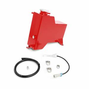 2011-2016 GM 6.6L LML Duramax - Cooling System - HSP Diesel - 2015-2016 Chevrolet / GMC Factory Replacement Coolant Tank Blood Red HSP Diesel