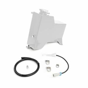 2011-2014 Chevrolet / GMC Factory Replacement Coolant Tank White HSP Diesel