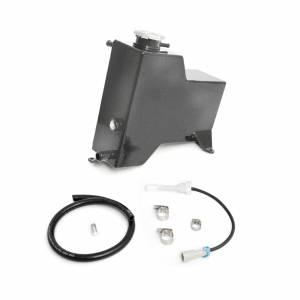 2011-2016 GM 6.6L LML Duramax - Cooling System - HSP Diesel - 2011-2014 Chevrolet / GMC Factory Replacement Coolant Tank Dark Grey HSP Diesel