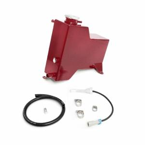 2011-2016 GM 6.6L LML Duramax - Cooling System - HSP Diesel - 2011-2014 Chevrolet / GMC Factory Replacement Coolant Tank Candy Red HSP Diesel