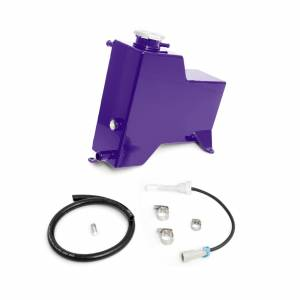 2011-2016 GM 6.6L LML Duramax - Cooling System - HSP Diesel - 2011-2014 Chevrolet / GMC Factory Replacement Coolant Tank Candy Purple HSP Diesel