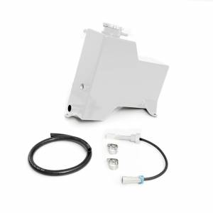 2007.5-2010 GM 6.6L LMM Duramax - Cooling System - HSP Diesel - 2007.5-2010 Chevrolet / GMC Factory Replacement Coolant Tank White HSP Diesel