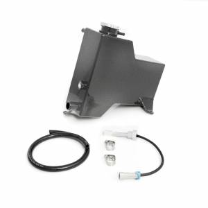 2007.5-2010 GM 6.6L LMM Duramax - Cooling System - HSP Diesel - 2007.5-2010 Chevrolet / GMC Factory Replacement Coolant Tank Dark Grey HSP Diesel