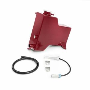 2007.5-2010 GM 6.6L LMM Duramax - Cooling System - HSP Diesel - 2007.5-2010 Chevrolet / GMC Factory Replacement Coolant Tank Candy Red HSP Diesel