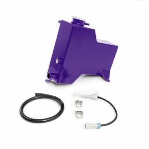 Shop By Part - Cooling System - HSP Diesel - 2007.5-2010 Chevrolet / GMC Factory Replacement Coolant Tank Candy Purple HSP Diesel