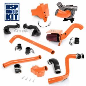 HSP Diesel - 2001-2004 Chevrolet / GMC Deluxe Max Air Flow Bundle Orange HSP Diesel