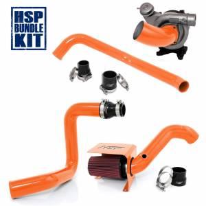 HSP Diesel - 2001-2004 Chevrolet / GMC Max Air Flow Bundle Orange HSP Diesel