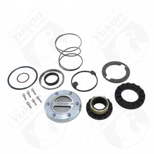 2007.5-Present Dodge 6.7L 24V Cummins - Axles & Components - Yukon Gear & Axle - Yukon Gear Hardcore Locking Hub Set For 00-08 Dodge 1-Ton Front With Spin Free Kit 1 Side Only