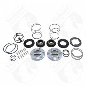 2007.5-Present Dodge 6.7L 24V Cummins - Axles & Components - Yukon Gear & Axle - Yukon Gear Hardcore Locking Hub Set For 00-08 Dodge 1-Ton Front With Spin Free Kit