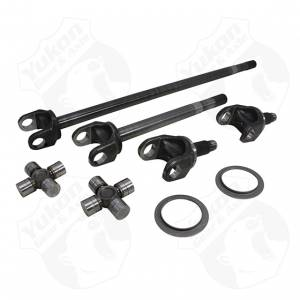 2007.5-Current Dodge 6.7L 24V Cummins - Axles & Components - Yukon Gear & Axle - Yukon Gear 4340 Chromoly Axle Kit For 10-13 Dodge 9.25 Inch Front