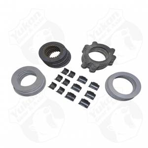 Yukon Gear & Axle - Yukon Gear Eaton-Type Positraction Carbon Clutch Kit With 14 Plates For GM 14T And 10.5 Inch