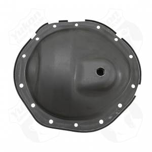 Yukon Gear Steel Cover For GM 9.5 Inch Threaded For Fill Plug Plug Not Included
