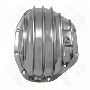 Steering And Suspension - Differential Covers - Yukon Gear & Axle - Yukon Gear Polished Aluminum Replacement Cover For Dana 80
