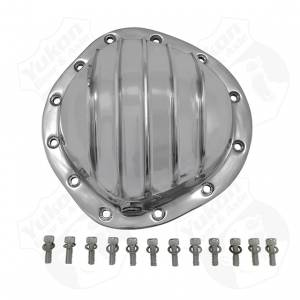 Steering And Suspension - Differential Covers - Yukon Gear & Axle - Yukon Gear Polished Aluminum Cover For GM 12 Bolt Truck
