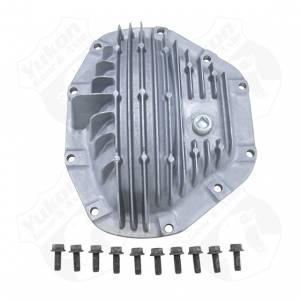 Steering And Suspension - Differential Covers - Yukon Gear & Axle - Yukon Gear Finned Aluminum Cover For Dana 80