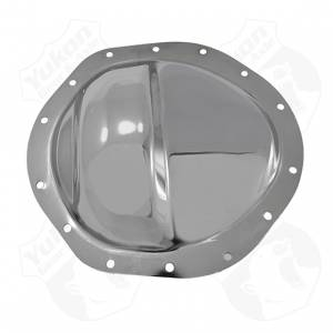 Steering And Suspension - Differential Covers - Yukon Gear & Axle - Yukon Gear Chrome Cover For 9.5 Inch GM